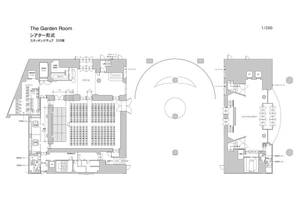 Room theater