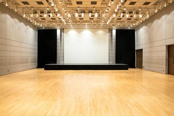 Room floor (stage)
