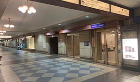 Image: Promenade ostomate restroom