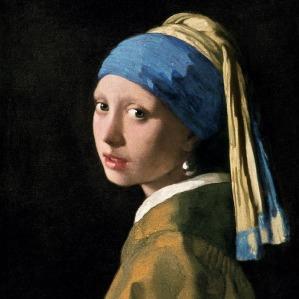 "Vermeer ""mystery of music and fingerprint"" exhibition"