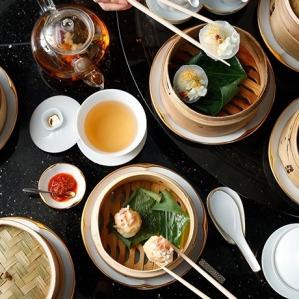 """Dragon sky gate"" Hong Kong Yum cha order buffet (weekdays only)"