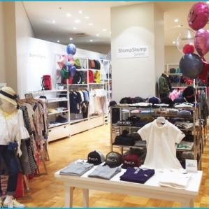 <Stomp Stamp> Teen's select shop START!