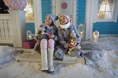 온 네리와 안 네리의 겨울
