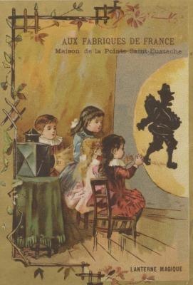 魔術·燈籠光和影子的影像史