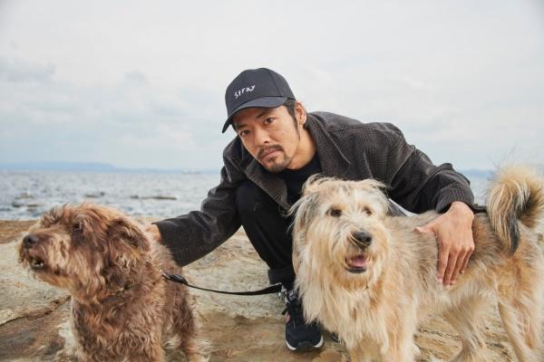 """Nanao trip ⼈20 anniversary commemorative autocratic tour """"adventure of Stray Dogs"""""""