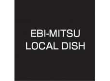 EBI-MITSU LOCAL DISH [the Yebisu MITSUKOSHI]