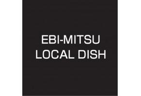 EBI-MITSU LOCAL DISH[财神爷三越里面的]