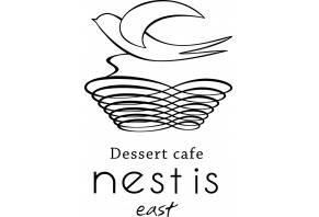 甜點咖啡廳巢是酵母菌[財神爺三越裡面的]