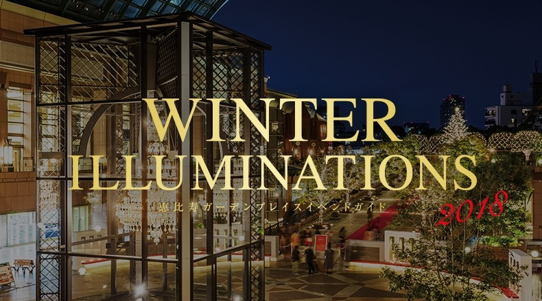 Winter illuminations 2018